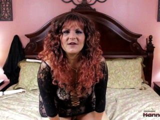 Hannah Lane Hitachi Masturbation Intro