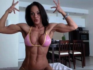 Girl Flexing 5