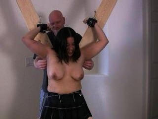 Strung Up And Tickled
