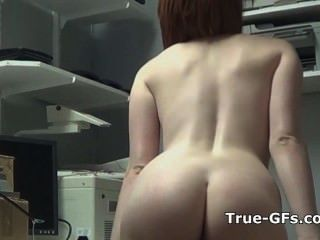 Redhead Gf Fingering On Amateur Video