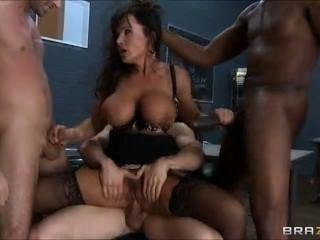 Lisa Ann Fucked Hard