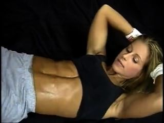 Killer abs with women