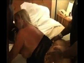 Swedish Blonde Milf Anna Svensson Fucked Interracial