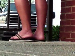 Zymolosis Candid Feet Shoeplay