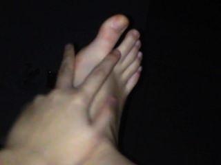 I Wanne Fuck Toes Feet