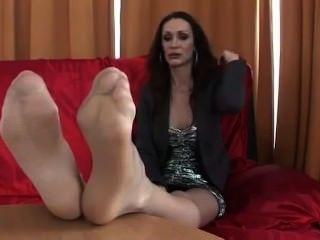 Feet Worship 10