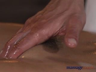 Massage Rooms Hot Tight Teen With Pert Breasts Gets Hardcore Treatment