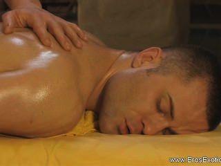 Erotic Anal Massage Fun