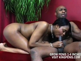 Big Tits Brown Sugar Get Fucked From Behind And Got A Cream Pie