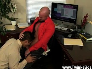 Gay Video Pervy Manager Mitch Vaughn Eventually Digs Up Enough Leverage