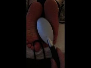 Tickling Girls Soles