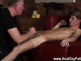 Hot Gay Scene Spanking The Schoolboy Jacob Daniels