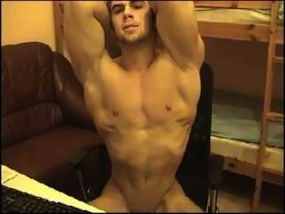 Hot Guy Shows Off