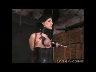 Insex Smoking Bondage