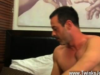 Twink Movie Of Mike Binds Up And Blindfolds The Youthfull Spaniard Before