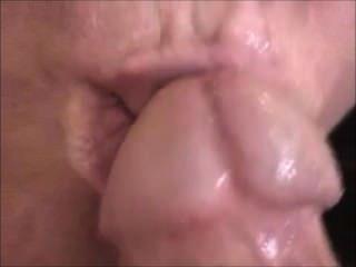 Blowjob Super Closeup