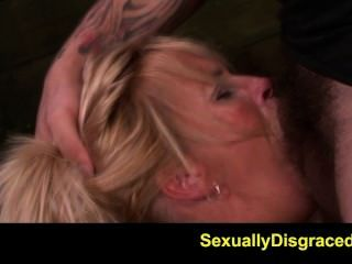 Fetishnetwork Dani Dare Bound In Sybian For More Bdsm