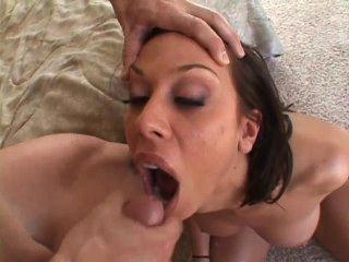 Rachel Starr - Swallows Cum Like A Slut
