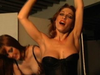 Sexy Armpit Tickling