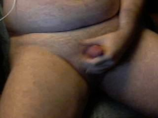 Plan9tek Cums Hard With Vibrator Deep In Ass