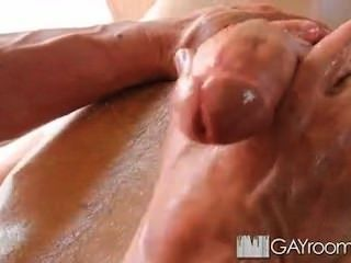 Cute Guy Has His Dick Sucked Then Gets Fucked By Muscle Dude By Bigjohnson