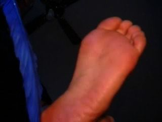 "Foot Tickling - ""that Feels So Good!"""