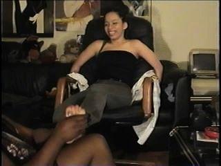 Ticklish Filipina Celly 2