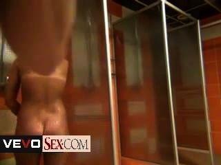 Unique Hidden Cams In A Public Shower Vevosex.com