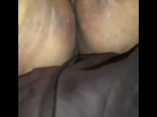 Playing With My Dripping Wet Pussy.