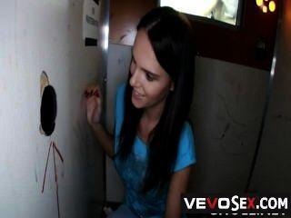 Teen Babe Captivates A Lusty Pecker - Vevosex.com