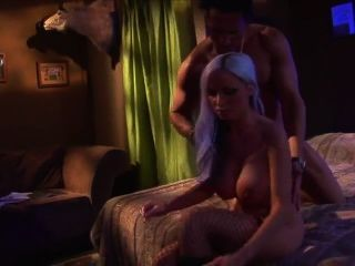 Nikki Benz Vs Huge Cock