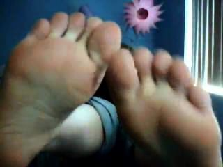 Self Foot Worship
