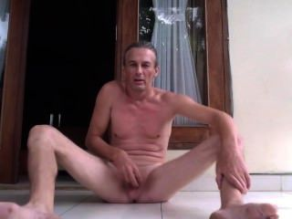 Solo Jerking And Cumshot