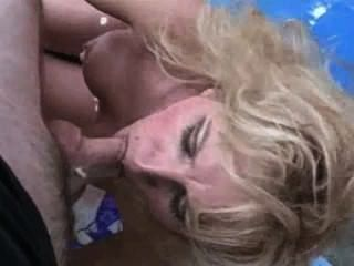 Whipped Cream Blowjob