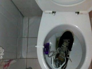 Piss Into Friends Shoes (nike Blazer)