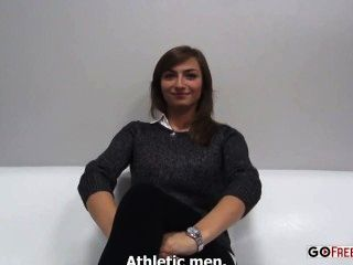 Casting Couch Call With A Sexy Young Hottie