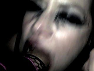 Natasha Throat-fucked By Jimmy Pov ... Lots Of Gagging - Fucking Hot!!