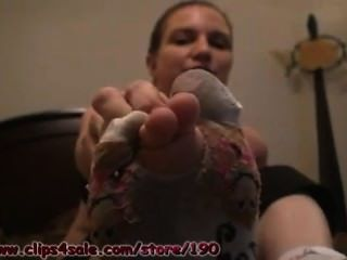 Nasty Sweaty Socks