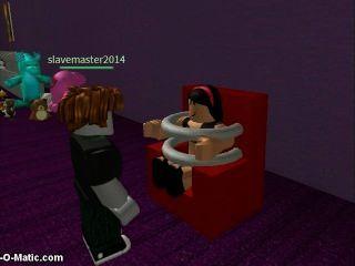 Stefani1o1 And Slavemaster2014 (just A Joke Its Not Real)