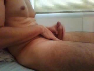 Hot Sexy Man With Big Cock, Masturbating To Ejaculate Sperm