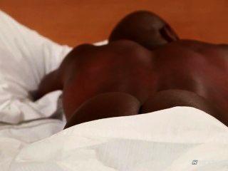 Next Door Ebony - Ebony Rub N Tug