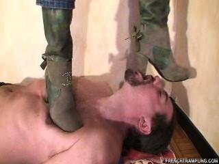 cock trampling porno story