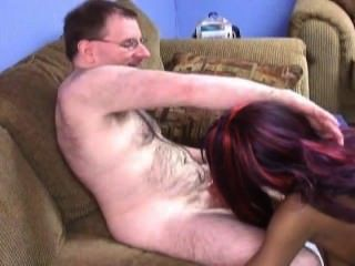 White Cock In Black Pussy Old And Young Interracial Sex