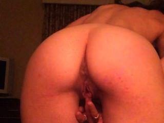 Hot Girl Standing Fingers