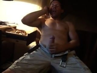 Cumming While On The Phone