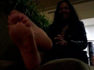 Sexy Size 11 Stinky Feet