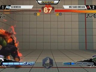 Cute Momochi Gets Beasted On