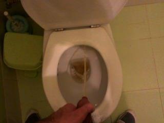 Me Doing Pee