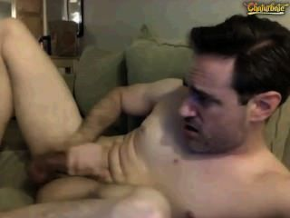 Jerkoff On Cam