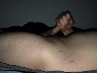 Cumming On My Stomach